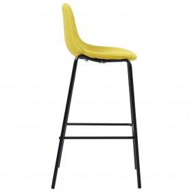 10 atstarojoši satiksmes konusi, sarkani ar baltu, 50 cm