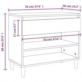 saliekams masāžas galds, 3 daļas, alumīnijs, melns ar rozā