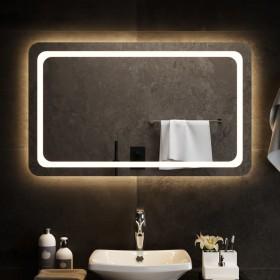palagi ar gumiju, 2 gab., 90x200 cm, balta kokvilna