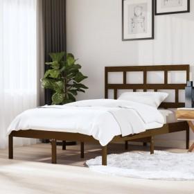 vidaXL konsoles galdiņš, 86x30x75 cm, akācijas masīvkoks