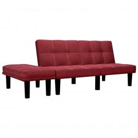 vidaXL bāra krēsli, 2 gab., 40x47x105 cm, balta mākslīgā āda, grozāmi