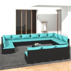 vidaXL dīvāns, trīsvietīgs, zaļš audums