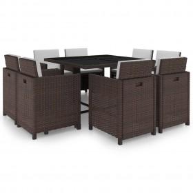 vidaXL virtuves krēsli, konsoles tipa, 4 gab., melna mākslīgā āda