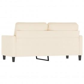 mākslīgā Ziemassvētku egle ar LED, rotājumiem un sniegu, 300 cm