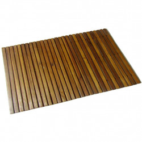 Vannas istabas paklājs, akācija koks, 80 x 50 cm
