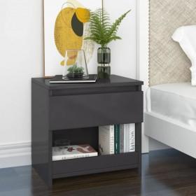 vidaXL dārza uzglabāšanas kaste, antracītpelēka, 120x56x63 cm