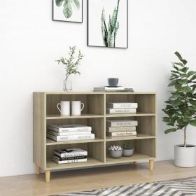 griestu ventilators ar lampu, 82 cm, dekoratīvs, gaiši brūns