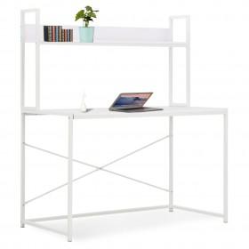 griestu ventilators ar lampu, 128 cm, dekoratīvs, brūns