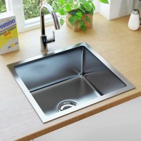 stikla burciņas ar slēdzamu vāku, 6 gab., 1 L