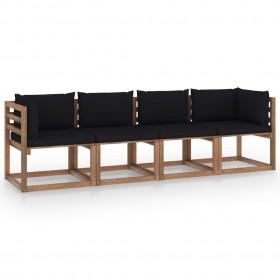 Futbola Vārti ar Tīklu 240 x 90 x 150 cm Tērauda Rāmis
