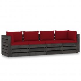 telts 3 personām, zaļa