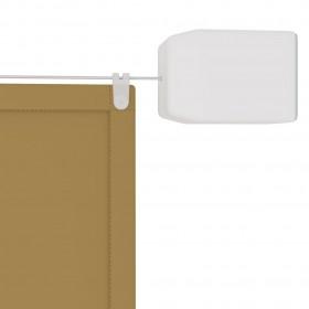 vidaXL bērnu gultas aizsargbarjera, zaļa, 180x42 cm, poliesters