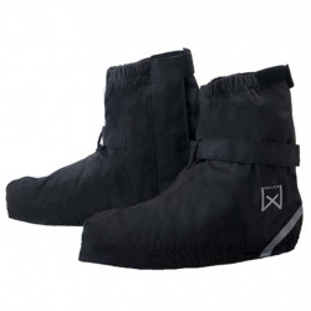 Willex velo apavu pārvalki, īsi, 36-39, melni, 29423