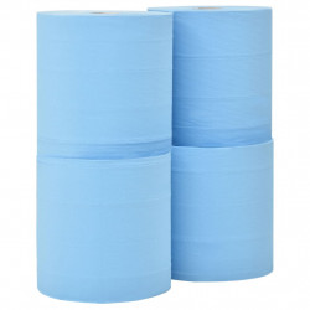 trīskārtīgs papīra dvielis, 4 ruļļi, 38 cm