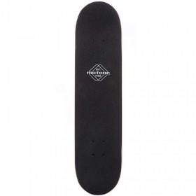 divpusējs gultas pārklājs 230x260 cm, stepēts, krēmkrāsa, brūns