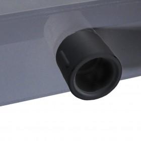 Regulējama logu drošības reste ar 4 stieņiem, 700 - 1050 mm