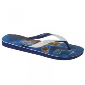 kempinga gulta, 206x75x45 cm, XXL, zila