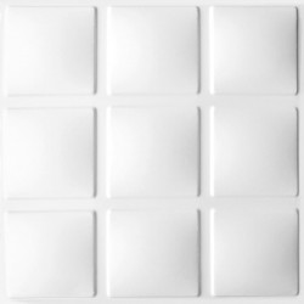 WallArt 3D sienas paneļi GA-WA07, 24 gab., Cubes dizains
