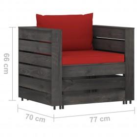 vidaXL slēdzene ar 2 atslēgām, tērauds, alumīnija sakausējums