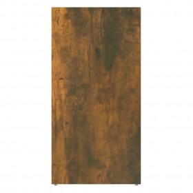 dārza uzglabāšanas kaste, brūna, 109x67x65 cm