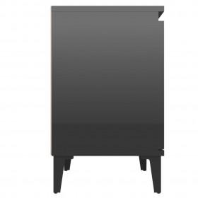 MDF plāksnes, 2 gab., kvadrāta, 60x60 cm, 25 mm