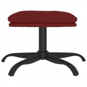 bērnu barošanas krēsls, regulējams augstums, bordo sarkans