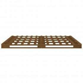 virtuves galds, 180x90x76 cm, mango masīvkoks