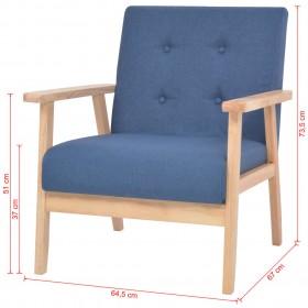 drēbju pakaramie, 4 gab., alumīnijs, sudraba krāsā