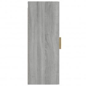 bāra krēsli, 2 gab., liekts koks, pelēks audums