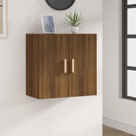 vitrīna, baltā un ozolkoka krāsā, 120x30,5x70cm, skaidu plāksne