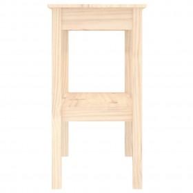 piepūšams vingrošanas paklājs ar pumpi, 800x100x20 cm, rozā PVC