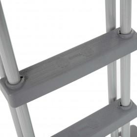 virtuves krēsli, 2 gab., gaiši brūna mākslīgā āda