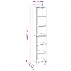 galda rāmis, manuāli regulējams augstums, ar rokas kloķi, balts
