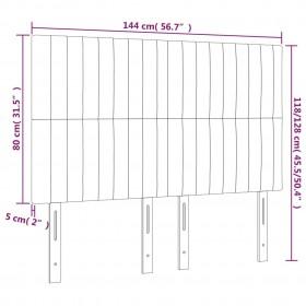 dušas durvis, matēts rūdītais stikls, 100x178 cm
