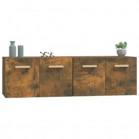 dušas siena, caurspīdīgs ESG stikls, 80x195 cm