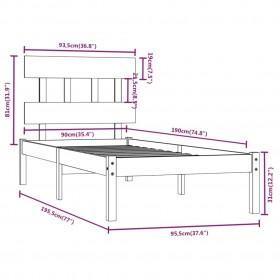 griestu lampa, dzelzs un mango masīvkoks, misiņa krāsā, E27