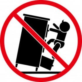 salokāms grīdas krēsls, zils audums