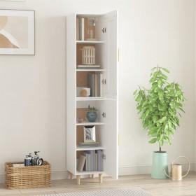 sienas pulkstenis, brūns, 80 cm, metāls