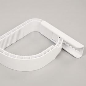 durvju paklājs, mazgājams, oranžs, 90x150 cm