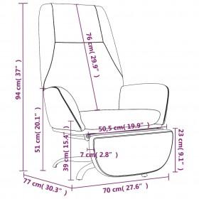 "soprāna bērnu ukulele ar somu, melna, 23"""