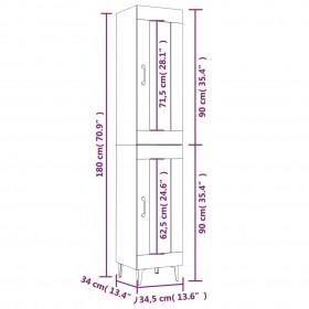 """projekcijas ekrāna audums, metālisks PVC, 60"""", 4:3"""