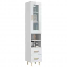 biroja krēsls, brūns poliesters