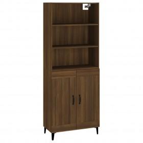 mākslīgā Ziemassvētku egle, biezi zari, balta, 180 cm, PVC