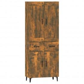 sienas spogulis, arkveida, 60x110 cm, melns