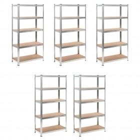 Galda svece Bolsius t.sarkana 10gab.