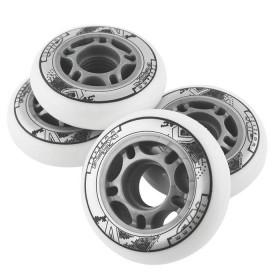 Svece stabs Bolsius zaļa 5.8x12cm
