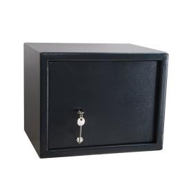 uzglabāšanas kastes ar vāku, 4 gab., krēmkrāsas, 28x28x28 cm