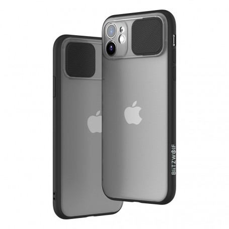 BlitzWolf BW-AY2 Protective Case with Slide Lens Cover for iPhone 11 Pro Max