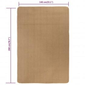 vīta virve, polipropilēns, 6 mm, 500 m, oranža