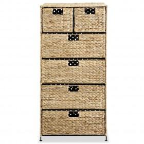 Esschert Design dārza darba galds, balts, CF29W